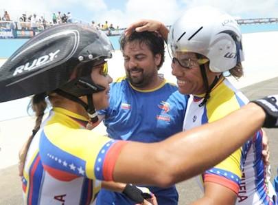 Venezuela con 17 pedalistas en el Panamericano de Medellin