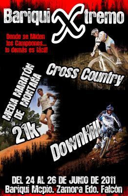 24, 25 y 26 de Junio se Correra Bariqui Extremo 2011