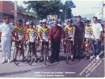 El 7 de Junio arranca Vuelta la Juventud