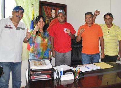 Adelantan Preparativos de Inicio de la Vuelta a Venezuela