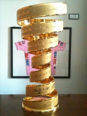Nomina Oficial, de Equipos y Dorsales del Giro de Italia 2011