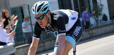 Caida mortal del belga Wouter Weylandt en el Giro de Italia