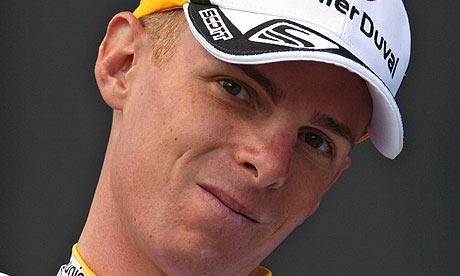Del 3 al 10 de Julio se corre el Tour de Austria
