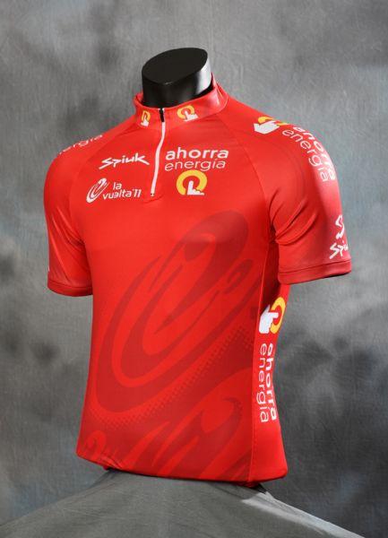 La Vuelta a España presenta su nuevo maillot