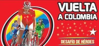 Listo Recorrido de la Vuelta a Colombia 2011