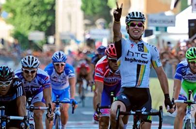 Velocistas abandonan el Giro