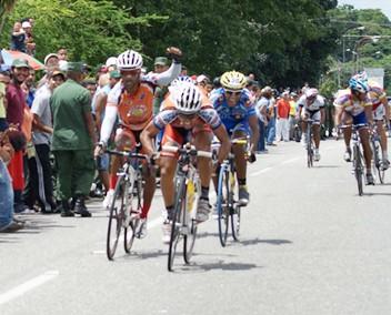 Lotero Tomas Gil Campeon de la Vuelta a Barinitas