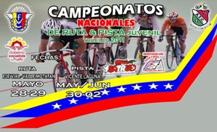 Resultados Campeonatos Nacionales Ruta Trujillo 2011
