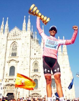 800 Fotos del Giro de Italia 2011