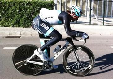 Fabian Cancellara gana Prologo del Tour de Luxemburgo