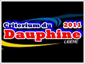 Nomina de Corredores del Criterium Dauphiné