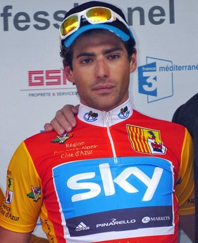 Italiano Davide Apollonio (Team Sky) gana la 3ª etapa del Tour de Luxemburgo