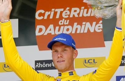 Holandes Lars Boom (Rabobank) gana Prologo del Critérium de Dauphiné