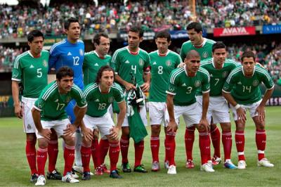 """Links para ver el partido """"de la Copa de Oro"""" México vs El Salvador"""