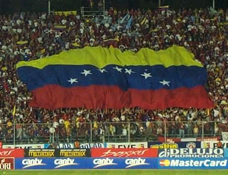 Links para ver el Partido de Futbol Venezuela vs España
