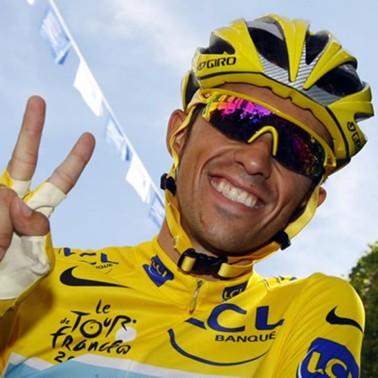 Alberto Contador confirmó su Participacion en el Tour de Francia 2011