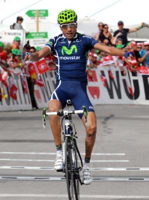 Colombiano Juan Mauricio Soler (Movistar) gana la 2da Etapa del Tour de Suiza y es el Lider