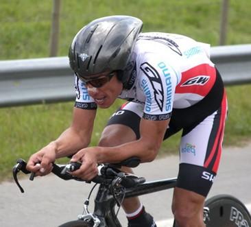 Marlon Pérez(GW Shimano)  gana el Prologo  de la 61 Vuelta a colombia