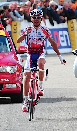"""Purito"""" repite victoria y Wiggins gana la Dauphiné"""