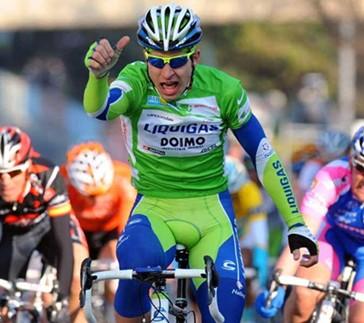 Peter Sagan Gana le 3ra Etapa del Tour de Suiza y Cunego es el nuevo Lider