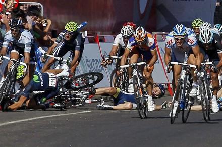 Marcel Kittel gana la séptima Etapa de la Vuelta a España y Chavanel sigue líder. Clasificaciones Completas