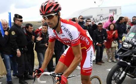 David Moncoutie gana la etapa 11 de la Vuelta a España y Wiggins se puso de líder
