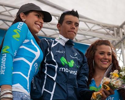 Venezolano Carlos Galviz gana el prólogo de la Vuelta a Cundinamarca y es el primer líder, Clasificaciones