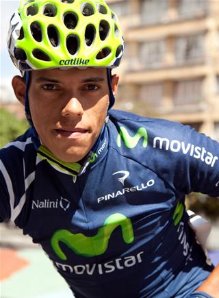 Colombiano Alvaro Duarte de la Empresa Energía de Boyacá ganó II etapa de la Vuelta a Cundinamarca y Venezolano Carlos Galvis sigue Lider