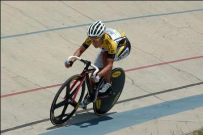 Carabobo campeón nacional de ciclismo de pista élite