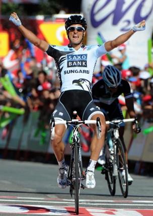 Clasificaciones Completas etapa 16 de la Vuelta a España