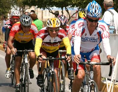 25 Equipos inscritos en la Vuelta máster a Guanipa