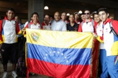 Llego selección nacional de Patinaje, liderados por Sandra Buelvas