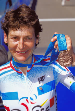 Jeannie Longo puede recibir una sanción por la Agencia Francesa Antidoping