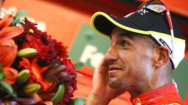 Español Juan José Cobo, Geox-TMC, Campeon de la Vuelta a España 2011