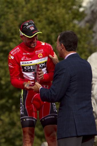 Clasificaciones Finales tras disputarse la etapa 21 de la Vuelta a España