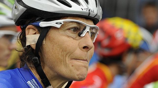 francesa Jeannie Longo renuncia al Mundial de Copenhague