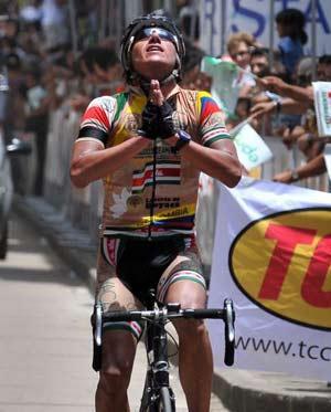 El múltiple campeón Iván Mauricio Casas encabezará el equipo Boyacá Orgullo de América en el Clásico RCN Comcel 2011