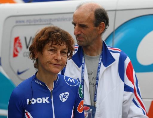 La federación gala de ciclismo suspende temporalmente al marido de Jeannie  Longo
