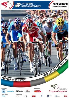 Programa del Mundial de ciclismo Copenhague 2011