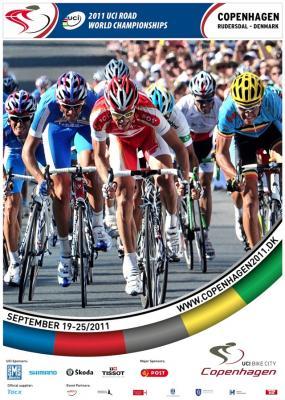 Link en Vivo para ver  la 2da Jornada del Campeonato del Mundo de Ciclismo en Ruta Copenhague Dinamarca 2011 Cat: Junior y Elite.