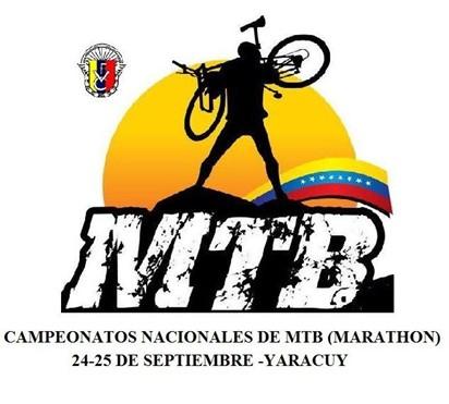 Campeonatos Nacionales de Marathon MTB este fin de semana en Yaracuy 24 y 25 de septiembre