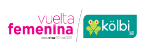 Vuelta Femenina ICE Kolbi  a Costa Rica 2011.