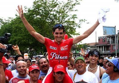 Sancionado por 6 meses Ciclista Oscar Sevilla por la Real Federación Española de Ciclismo