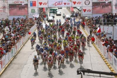 Presentada oficialmente la Vuelta Chile 2012