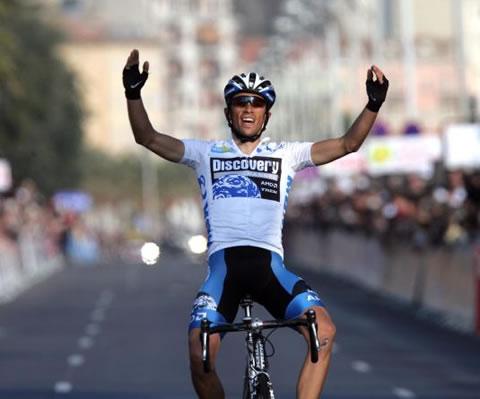Alberto Contador en el 2012 mi Objetivo sera el Tour y la Novedad la Tirreno-Adriático