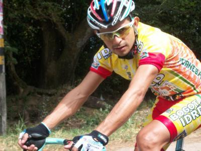 """Rujano, como los buenos ciclistas, en """"envase"""" pequeño"""