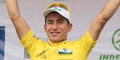 Sergio Luis Henao gana en Bogotá y es el nuevo lider
