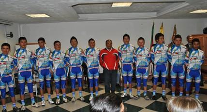 Boyacá Orgullo de América juvenil correra en Venezuela Vuelta a la Juventud