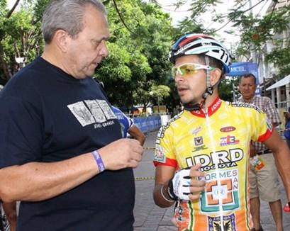 Venezolano Jose Rujano se retira del Clasico RCN