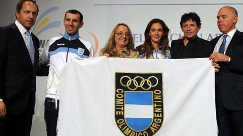 Despedidos atletas Argentinos que competirán en los Panamericanos Guadalajara 2011